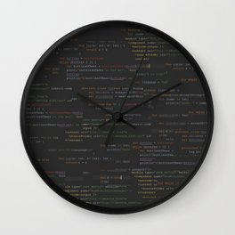 codeV1.0 Wall Clock