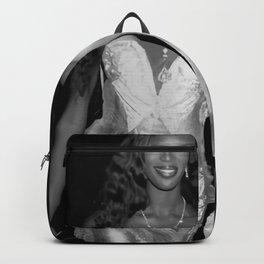 Kate Moss Naomi Campbell Fashion Wall Art Print - 90s Super Model Pin Up Poster - Wall Decor Backpack