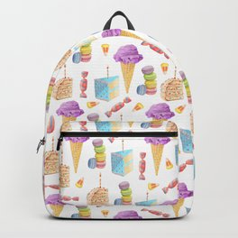 Birthday Girl Pattern Backpack