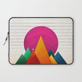 067 - Autumn sunrise Laptop Sleeve