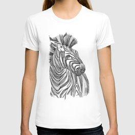 Equus Quagga  T-shirt