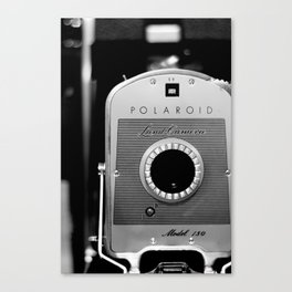 Polaroid 150 Canvas Print