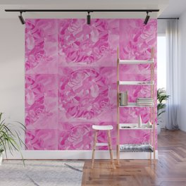 Rose Petals Series Paintings Wall Mural