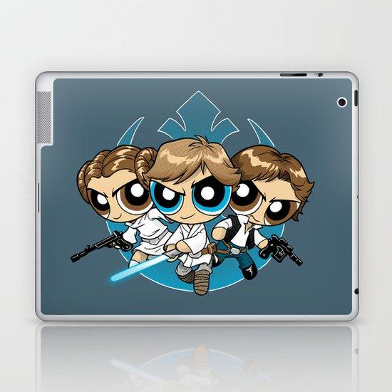 Light Side Laptop & iPad Skin