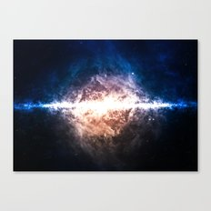 Star Field in Deep Space Canvas Print