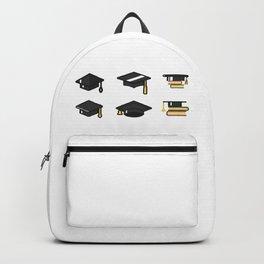 Academic Cap Backpack