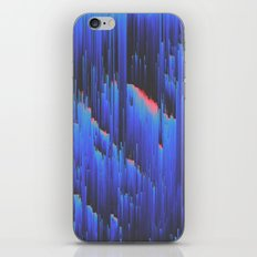Creeping Melancholia iPhone Skin