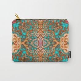 Pretty Boujee Boho Mandala Carry-All Pouch
