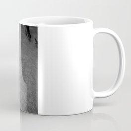 Sea Turtle (B&W) Coffee Mug