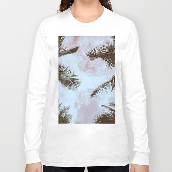 Vintage Palms Long Sleeve T-shirt