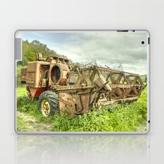 The abandoned Combine Laptop & iPad Skin