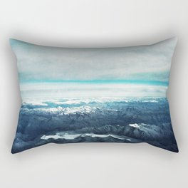 Mountain Sky Rectangular Pillow