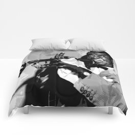 Satchmo Comforters