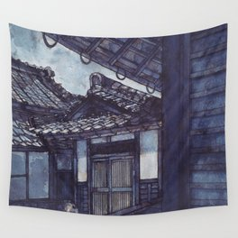 Pearls of Kyoto #2 Wall Tapestry