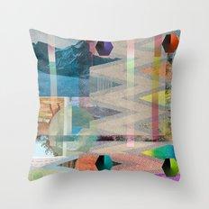 DIPSIE SERIES 001 / 03 Throw Pillow