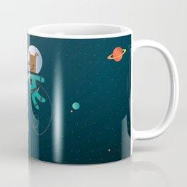 Space Dog Coffee Mug