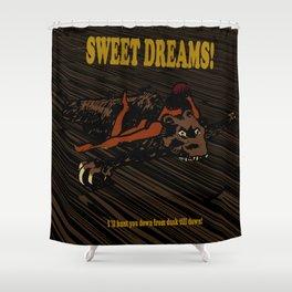 Sweet Dreams! Shower Curtain