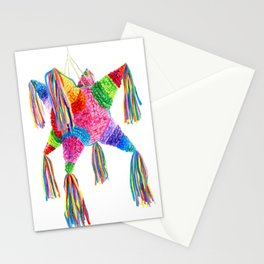Mexican Pinata Stationery Cards