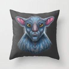 Targ Warrior Throw Pillow