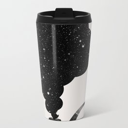 Birth of Stars Metal Travel Mug