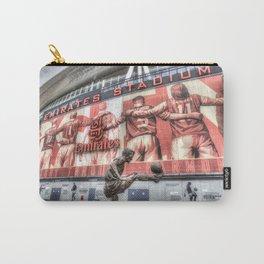 Dennis Bergkamp Statue Emirates Stadium Carry-All Pouch