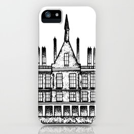 Malfoy Manor iPhone Case