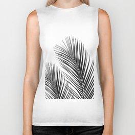 Tropical Palm Leaves #1 #botanical #decor #art #society6 Biker Tank