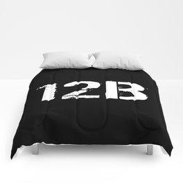 12B Combat Engineer Comforters