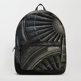 The Plane Engine Backpack