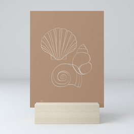 Seashells #2 Mini Art Print