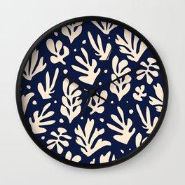 Matisse 1 Wall Clock