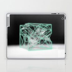 neon cube Laptop & iPad Skin