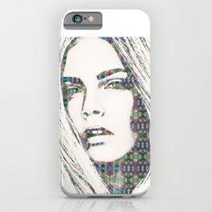 Cara Delevigne iPhone 6s Slim Case