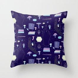 Euphoria - Potion Starter Kit Throw Pillow