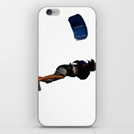 Lets Go Fly A Kite Vector iPhone Skin