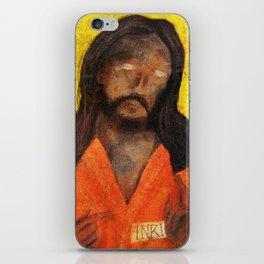 Jumpsuit Jesus iPhone Skin