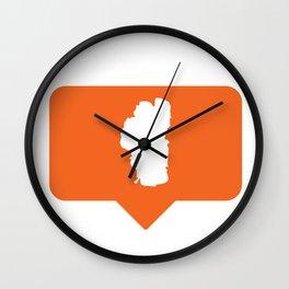 I like Lake Tahoe Wall Clock