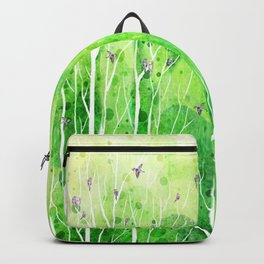 Beautiful Forest Backpack