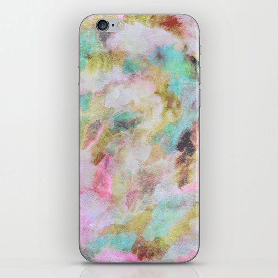 Abstract Clouds iPhone & iPod Skin