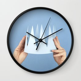 Coronation day Wall Clock