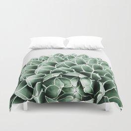 Succulent splendour Duvet Cover