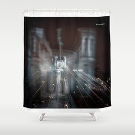Festival of lights Shower Curtain