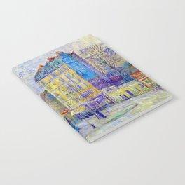 Vincent van Gogh Boulevard de Clichy Notebook