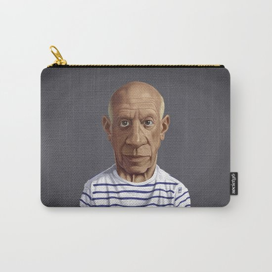 Celebrity Sunday ~ Pablo Picasso Carry-All Pouch