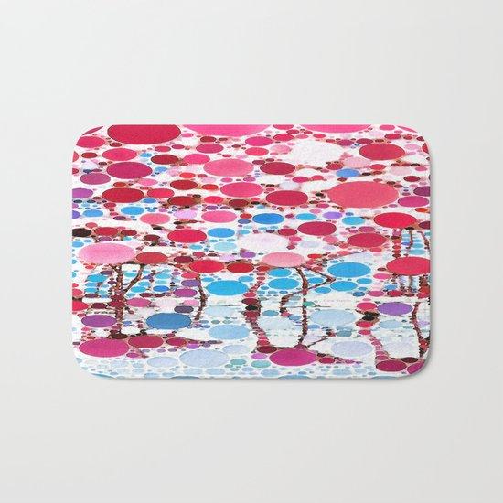 :: Flamingo Hookah :: Bath Mat
