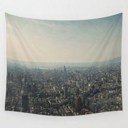 Taipei Wall Tapestry
