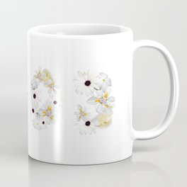 White Flower 2003 Coffee Mug