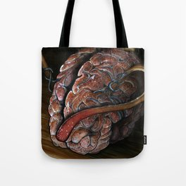 Fiend without a Face Tote Bag
