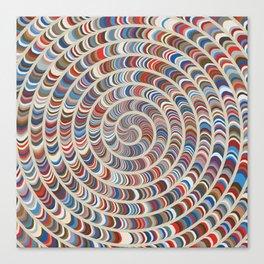 Hau Mmiri Canvas Print
