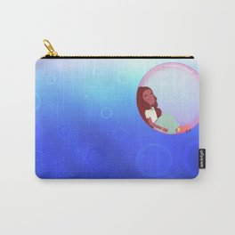 Connie Bubbled Carry-All Pouch